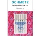 Schmetz 75/11 Quilting Needles