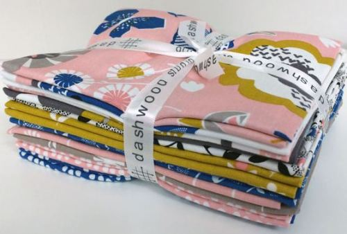 Dashwood Fat Quarter Bundle - September Blue Collection