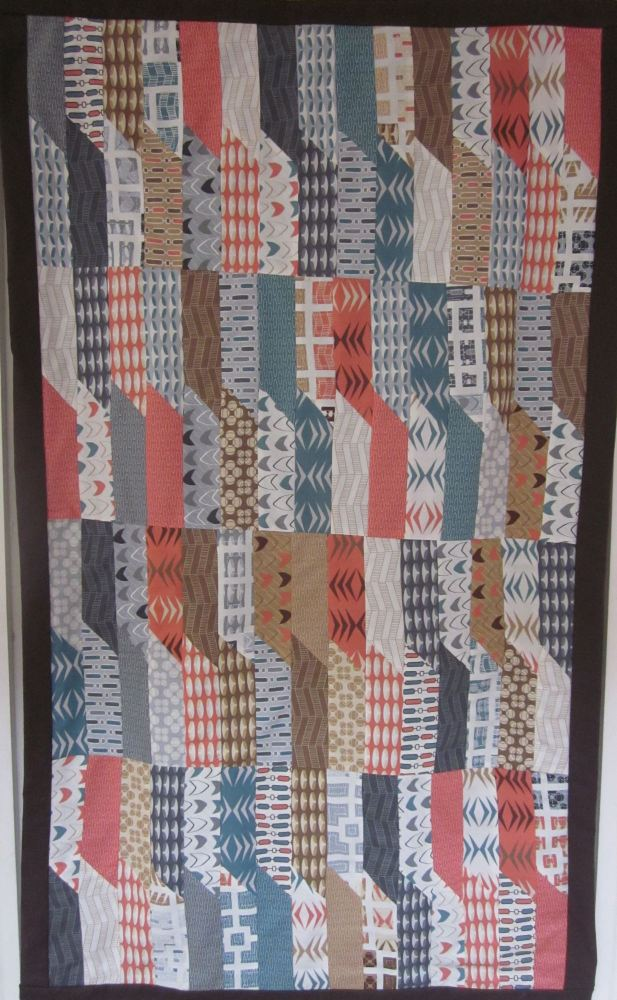 Jelly Roll Wall Hanging