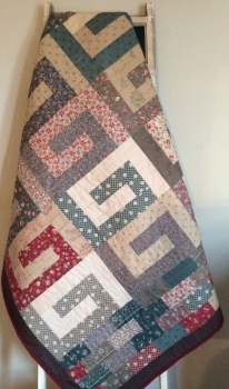 Petite Odile by French General for Moda Lap Quilt