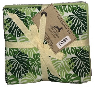 Fabric Freedom Fat Quarter Set - Tropical