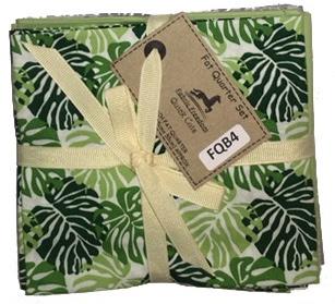 Fabric Freedom Fat Quarter Set - Tropical