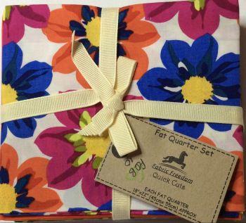 Fabric Freedom Fat Quarter Set - Floral