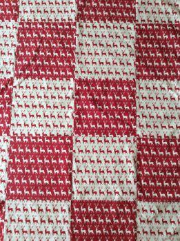 Reindeer Play Mat/Quilt