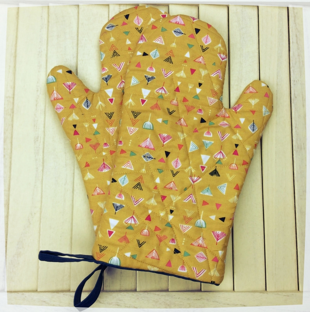 Oven Mitts (Nature Trail - Geo)