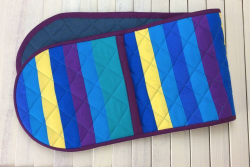 Classic Palette Quilted Oven Gloves (3)