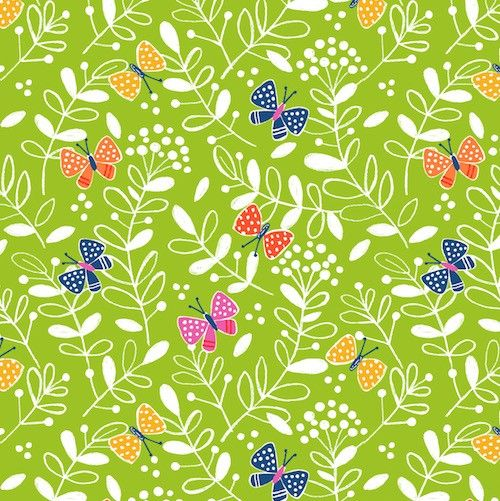 Dashwood Studio - Secret Garden Lime