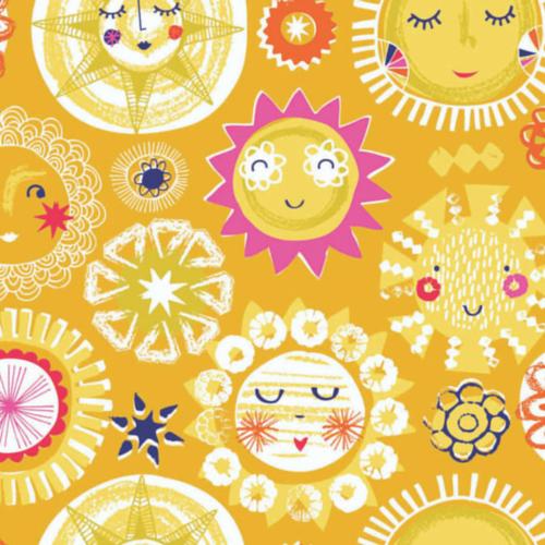 Dashwood Studio - Rain or Shine? - Yellow