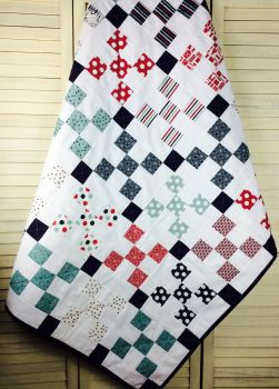 Child's Quilt - Moda - Boat House Jelly Roll