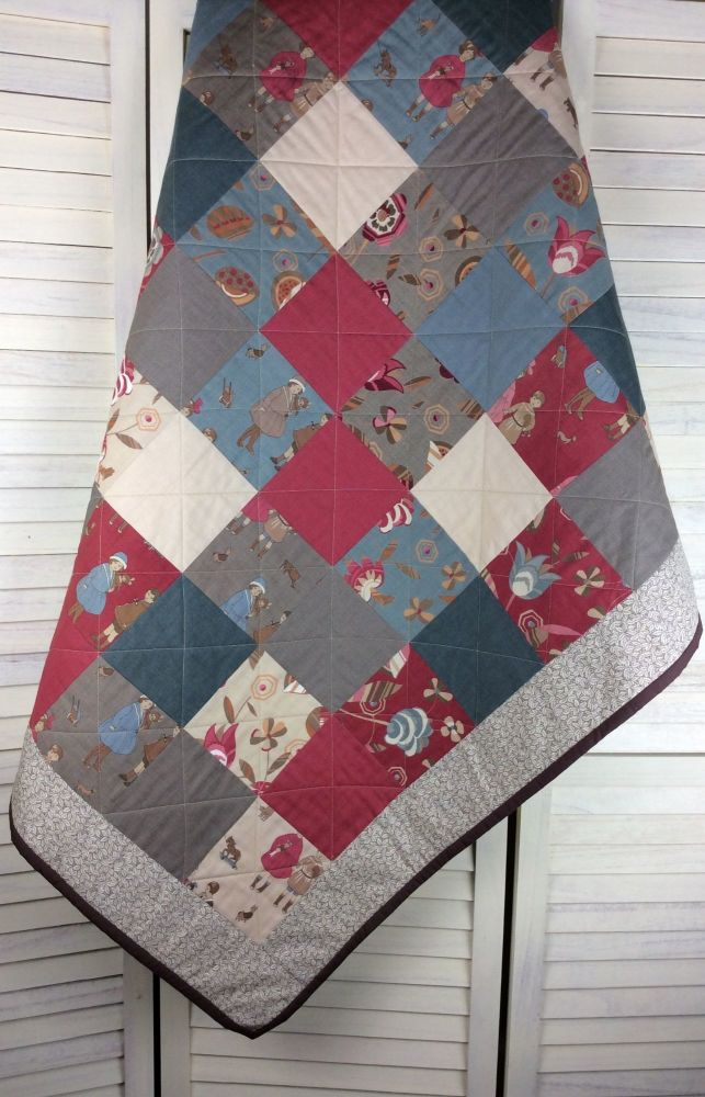 Petite Odile by French General for Moda Baby Quilt