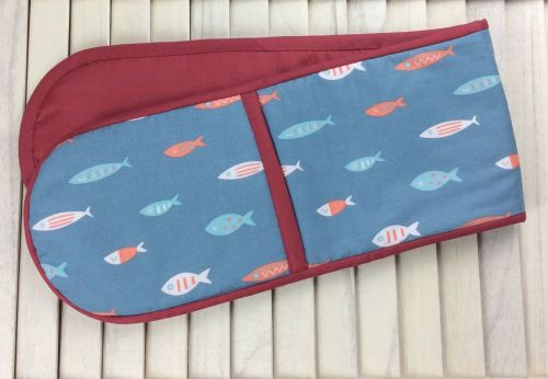 Oven Gloves (Fishy)