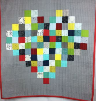Heart Play Mat/Wall Hanging