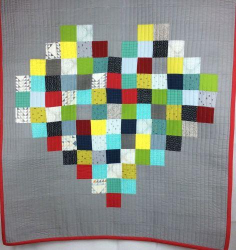 Heart Play mat