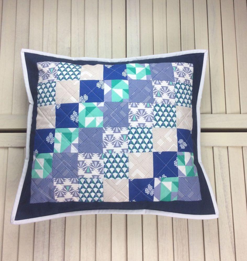 Fragmental Park Colourstory Cushion (B)