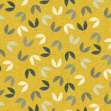 Dashwood Studio - Bird Song - Scattered Seeds - Fabric on the bolt