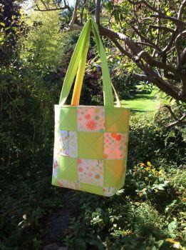 Helen's Garden, Enchanted Tote Bag