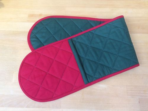 Quilted Double Oven Gloves