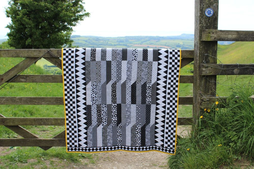 Dot and Dash Quilt