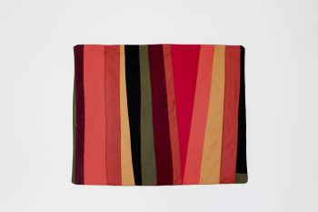 Flames Quilted Wall Hanging
