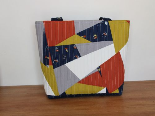 Pickle And Spice And All Things Nice Quilted Tote Bag