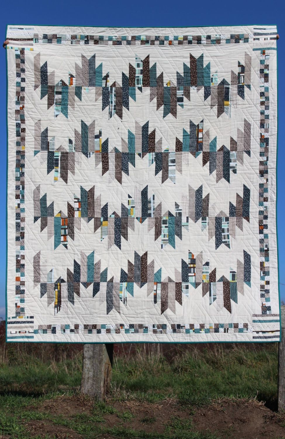 Knock On Wood Quilt