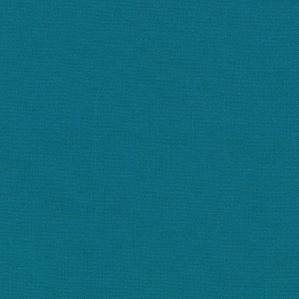 Kona® Cotton - Teal Blue