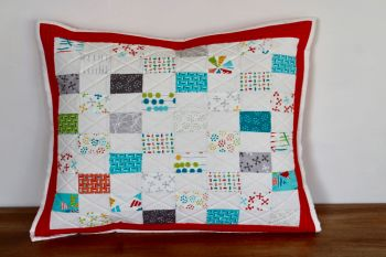 Mixed Bag Rectangular Cushion