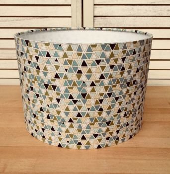 Altitude 30 cms Drum Lampshade