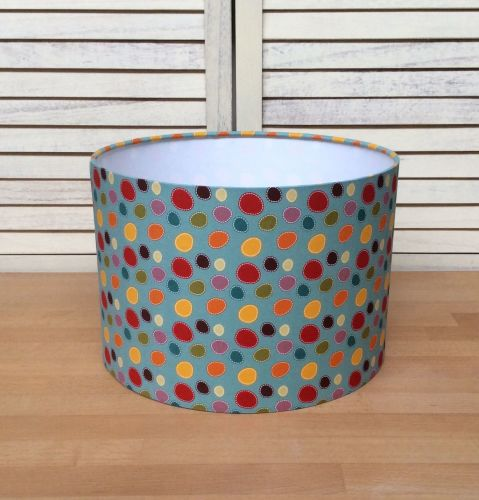 Dotty 30 cms Drum Lampshade