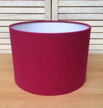 Raspberry 30 cms Drum Lampshade