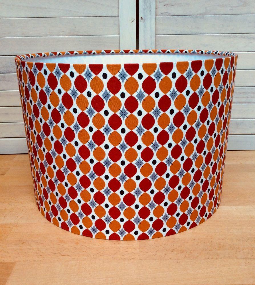 Keep On Groovin' 30 cms Drum Lampshade