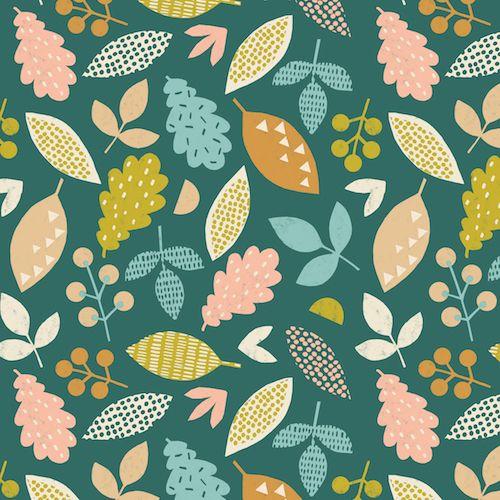 Dashwood Studio - Harvestwood - Falling Leaves