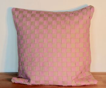 Woven Envelope Cushion