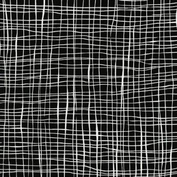 Robert Kaufman - Pen and Ink - Black