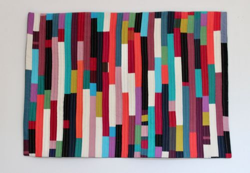 A Life in Stripes Wall Hanging