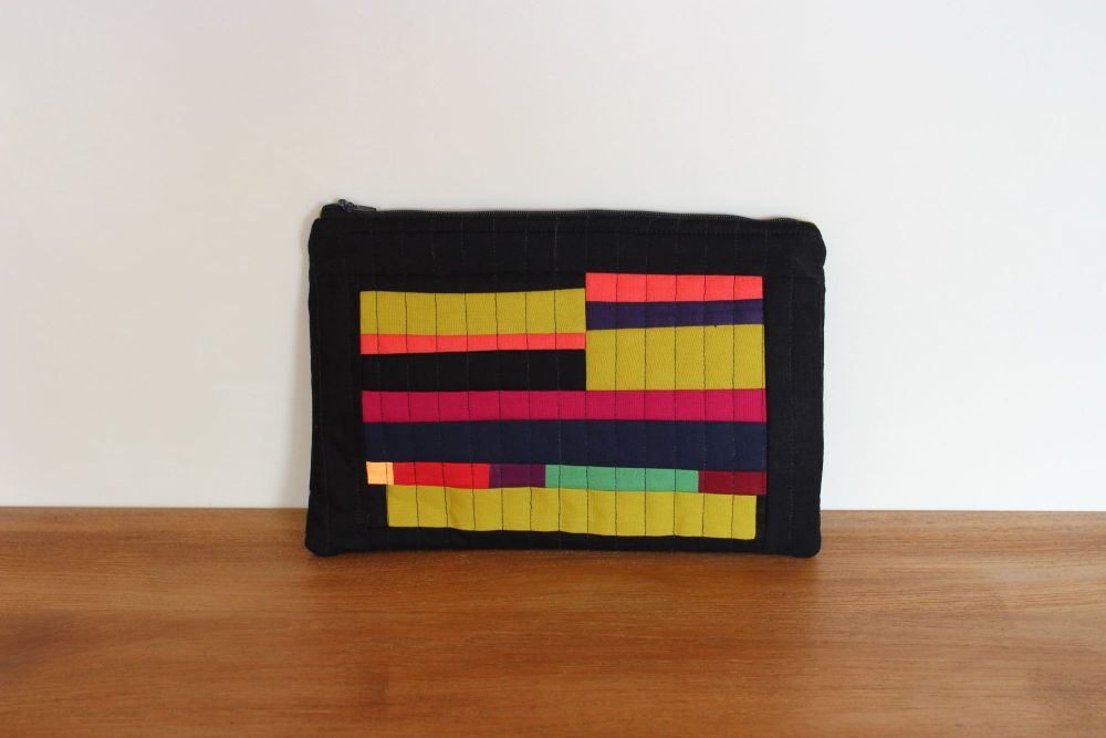 A Dorset Patchworks Bits and Bobs Quilted Pouch (Random)