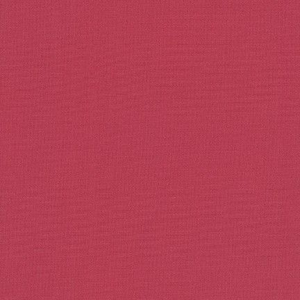 Kona® Cotton -  Deep Rose
