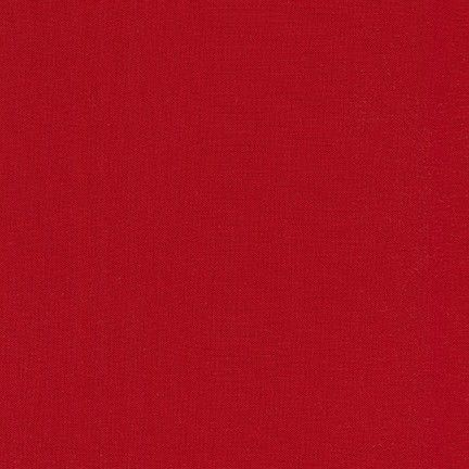 Kona® Cotton - Rich Red