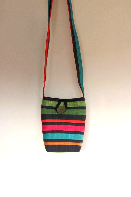 Marine Stripes Cross-Over Bag(2)