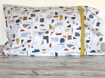 Pair of New Horizons Pillow Cases(1)