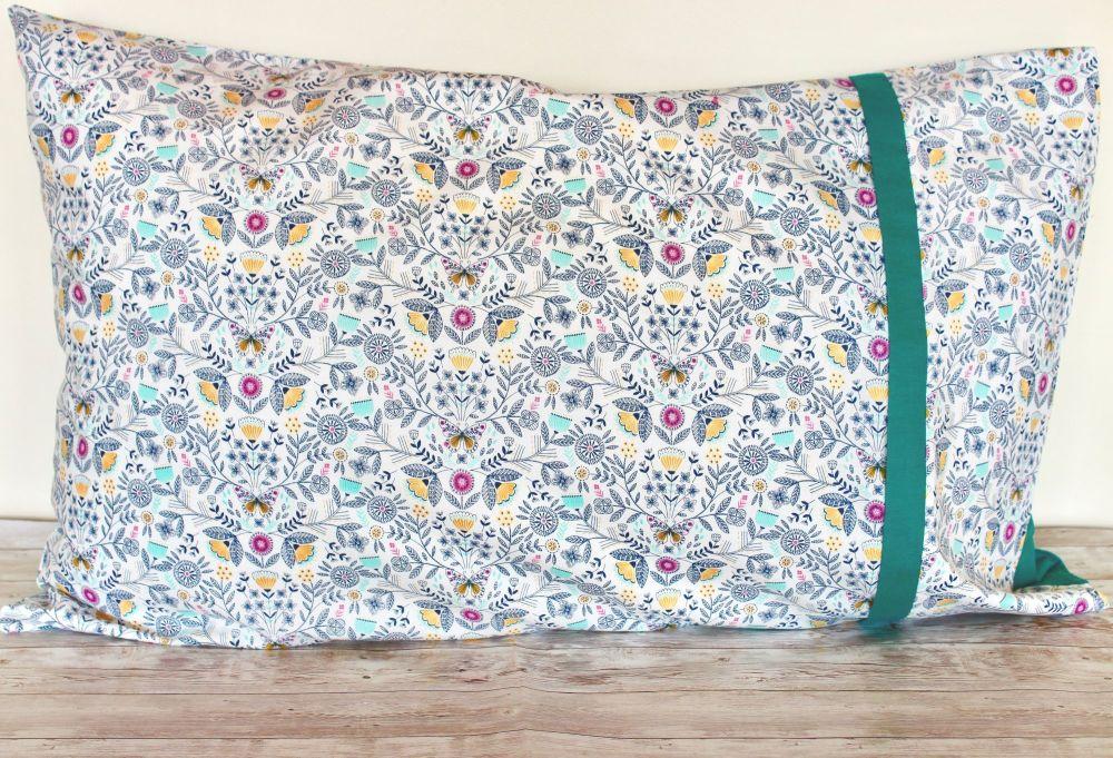 Pair of Summer Dance Pillow Cases(2)