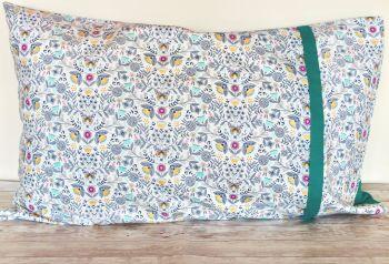 Pair of Summer Dance Pillow Cases(1)