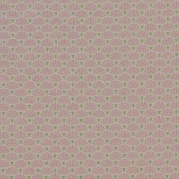 Tilda - Flower Fan Pink Fat Quarter