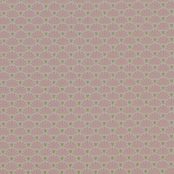 Tilda - Flower Fan Pink Fat Quarter