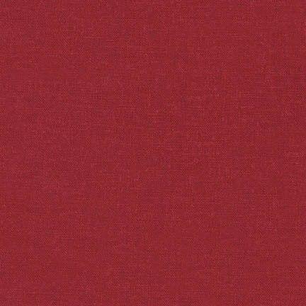Robert Kaufman -  Brussels Washer Linen Blend - Brick