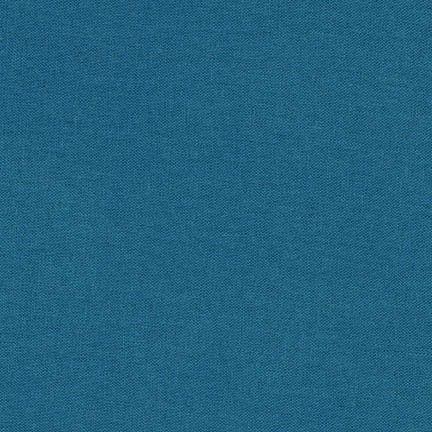 Robert Kaufman -  Brussels Washer Linen Blend - Ocean