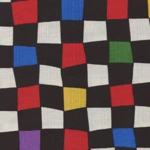 Sevenberry - Multicoloured Chequerboard