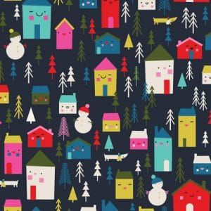 Dashwood Studio - Merry & Bright - Houses
