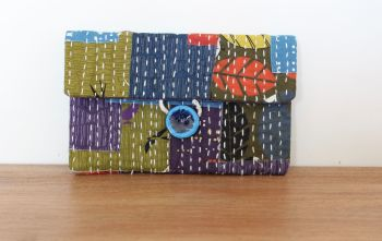 Boro Inspired Clutch Bag(1)