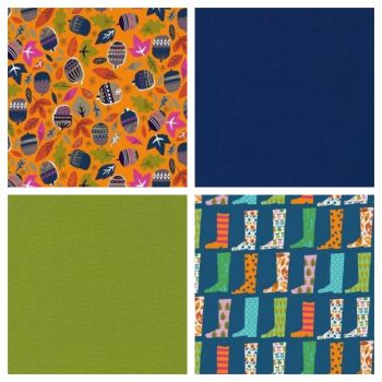 Palette Picks Fat Quarter Bundle (10)